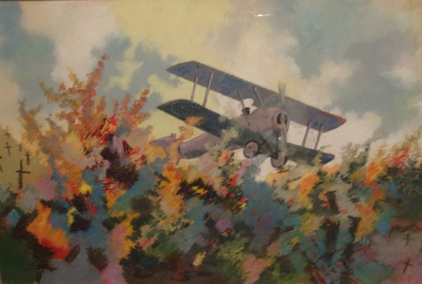 """an irish airman forsees his death This particular poem – """"an irish airman foresees his death"""" – was composed by yeats for his close friend lady augusta gregory the poem was written in honor of her son, major robert gregory, who served in the air forces during the first world war."""