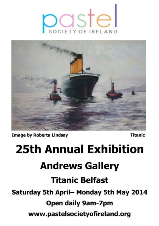 25th Annual Pastel Society of Ireland Exhibition